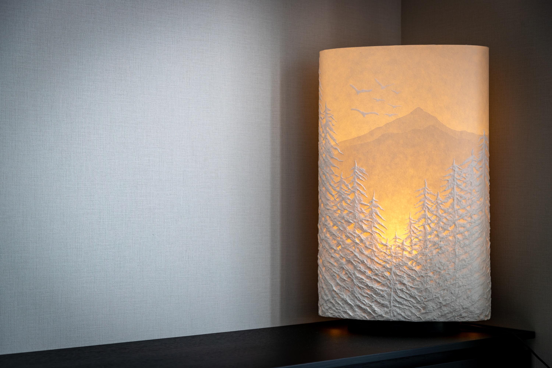 Locally Made Lamp