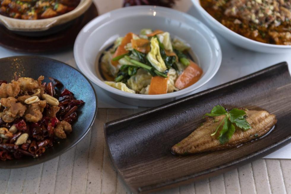 ICHISEKO Restaurant Dishes