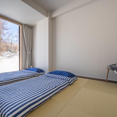 Townhouse Tatami Room