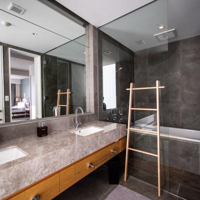 Townhouse Master Bathroom